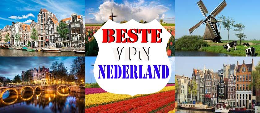 Beste VPN voor NL