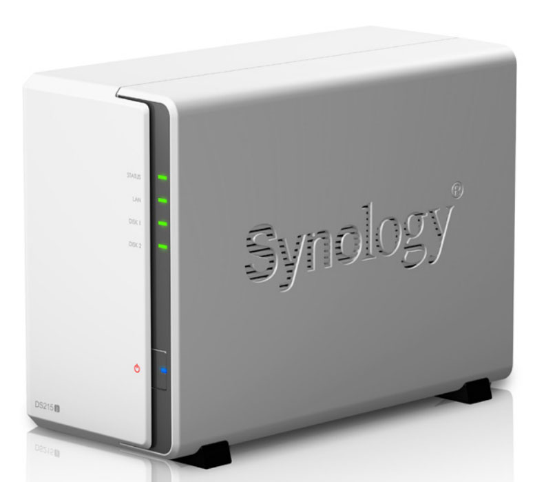 synology ds 215 ervaring