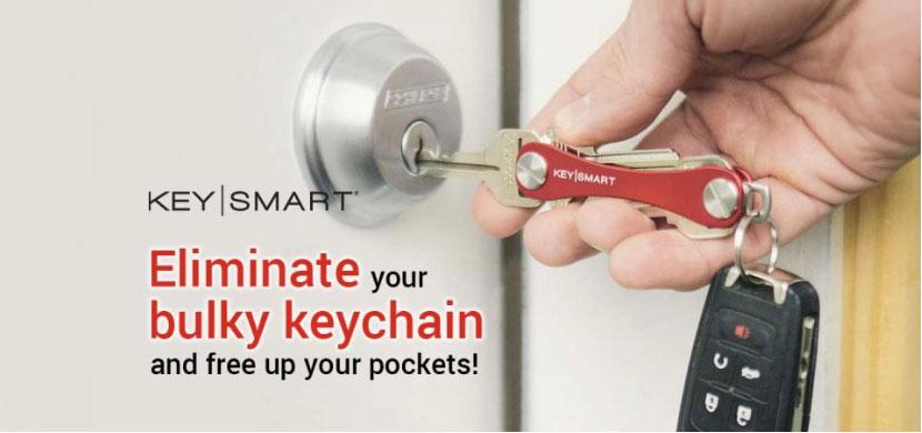smart key sleutelhanger