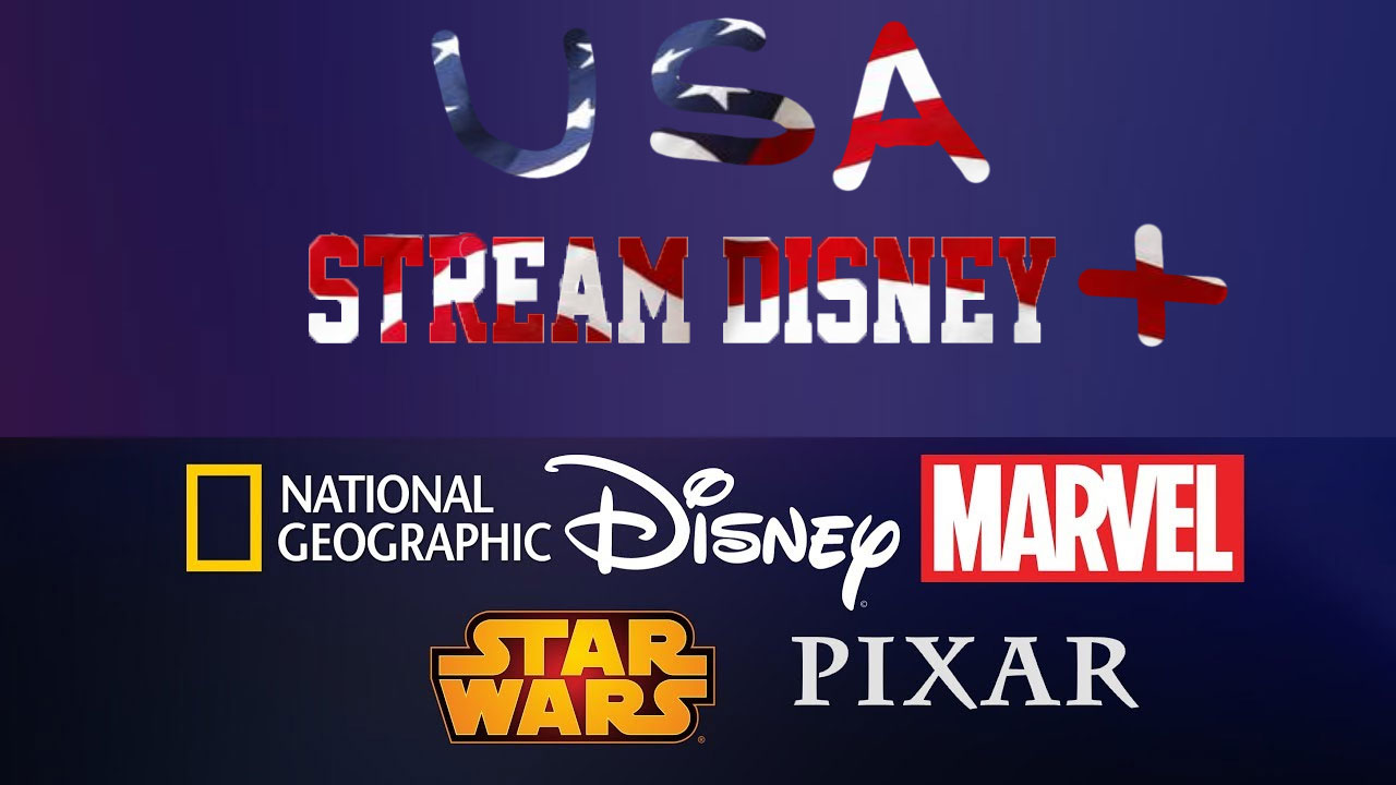 disney+ usa streamen