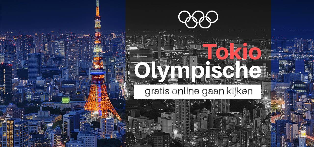 olympische spelen stream