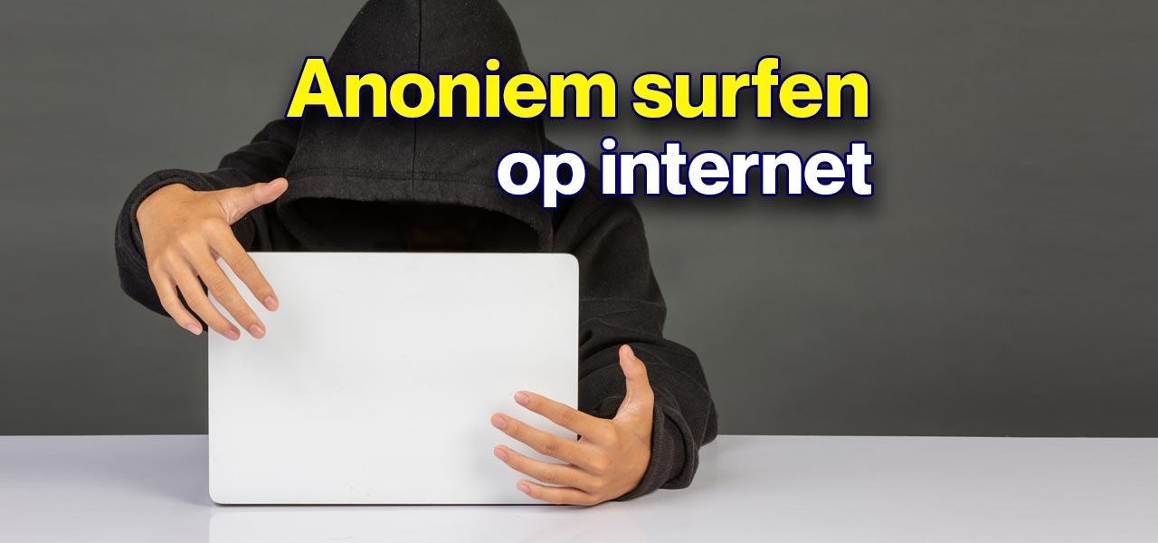 anoniem surfen
