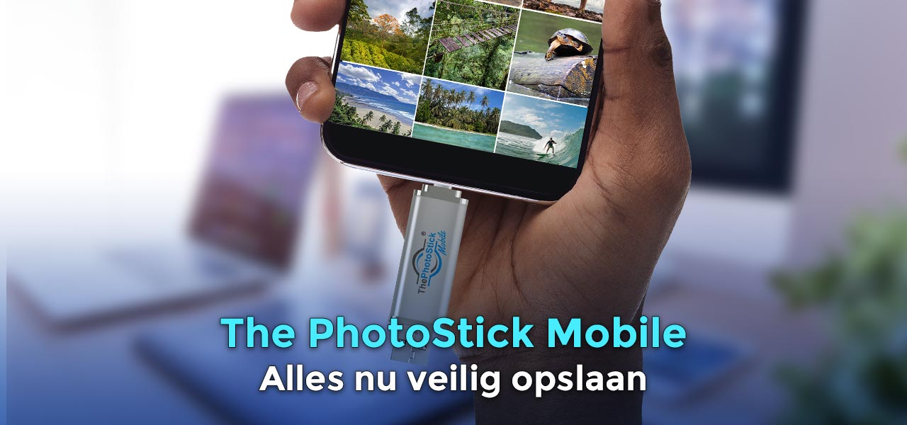 the photostick mobile