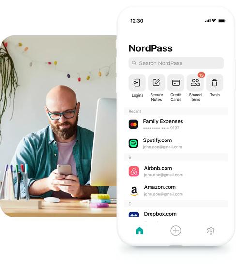 nordpass app