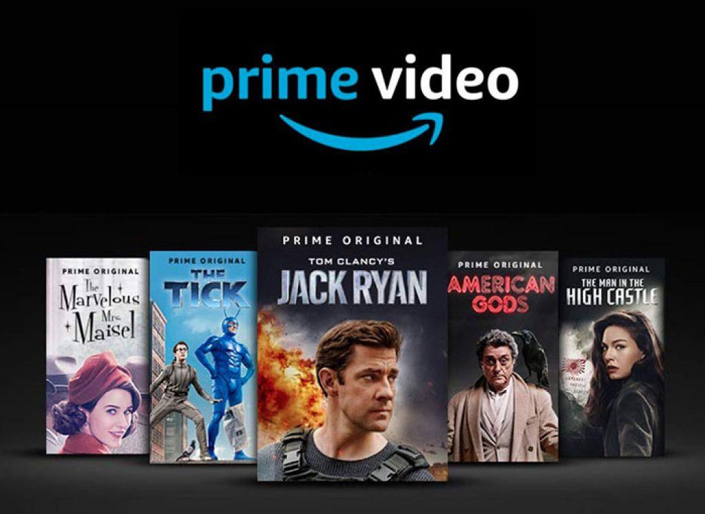 amazon prime video amerika