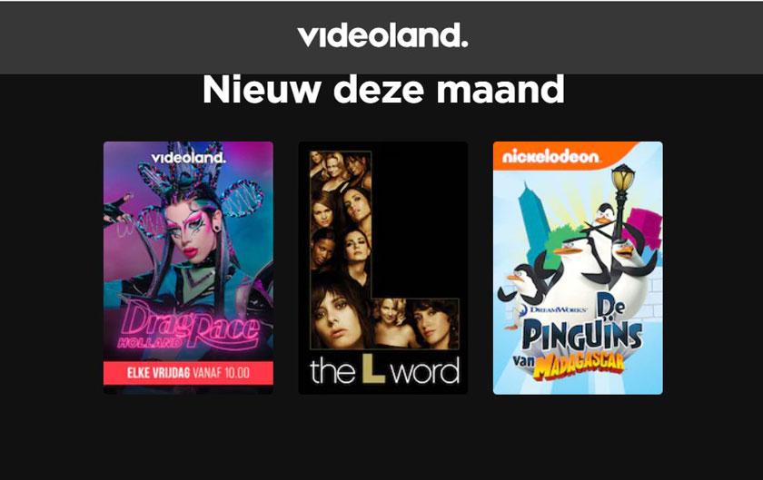 videoland kijken in het buitenland
