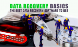 Computer data recovery, nooit meer belangrijke data verliezen
