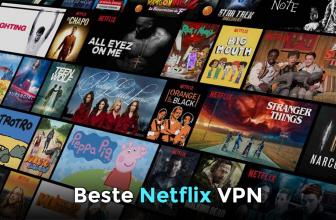Beste Netflix VPN