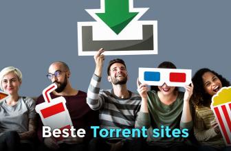 Het uitzoeken van de beste torrentsites