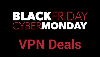 Black Friday Cyber Monday aanbieding