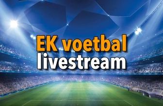 EK livestream kijken in 2021