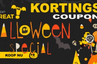 CyberGhost Halloween Speciale coupon korting 2020
