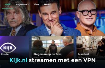 Via Kijk streaming vele Nederlandse kanalen streamen 2021