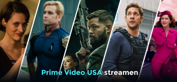 Amazon Prime Video USA Kijken