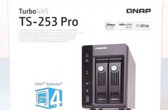 Een krachtige, betrouwbare en veilige NAS-oplossing in een bedrijfsomgeving, QNAP TS-253-Pro