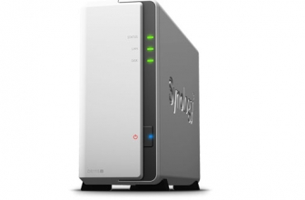 Een product zonder franje, SYNOLOGY DS115J