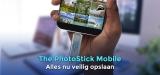 ThePhotoStick mobile, de toekomst voor foto en video back up!
