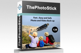 The Photostick USB is de ideale opslag USB voor al je digitale files