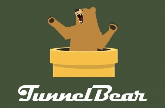 TunnelBearVPN, review 2020