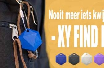 Zoek verloren spullen met XY Find It